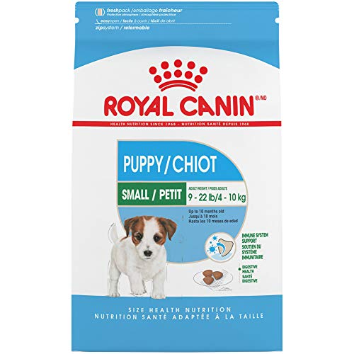Royal Canin Small Puppy Dry Dog Food, 13 Pounds