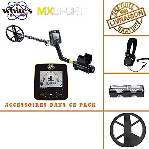 White's MX Sport - Detector de metales