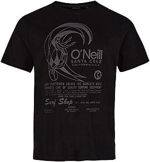 O'Neill Originals Print T-Shirt - Black Out