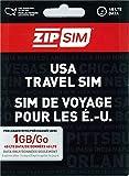 「ZIP SIM データ通信(1GB、14日間) 3in1で全てのSIMサイズに対応 」