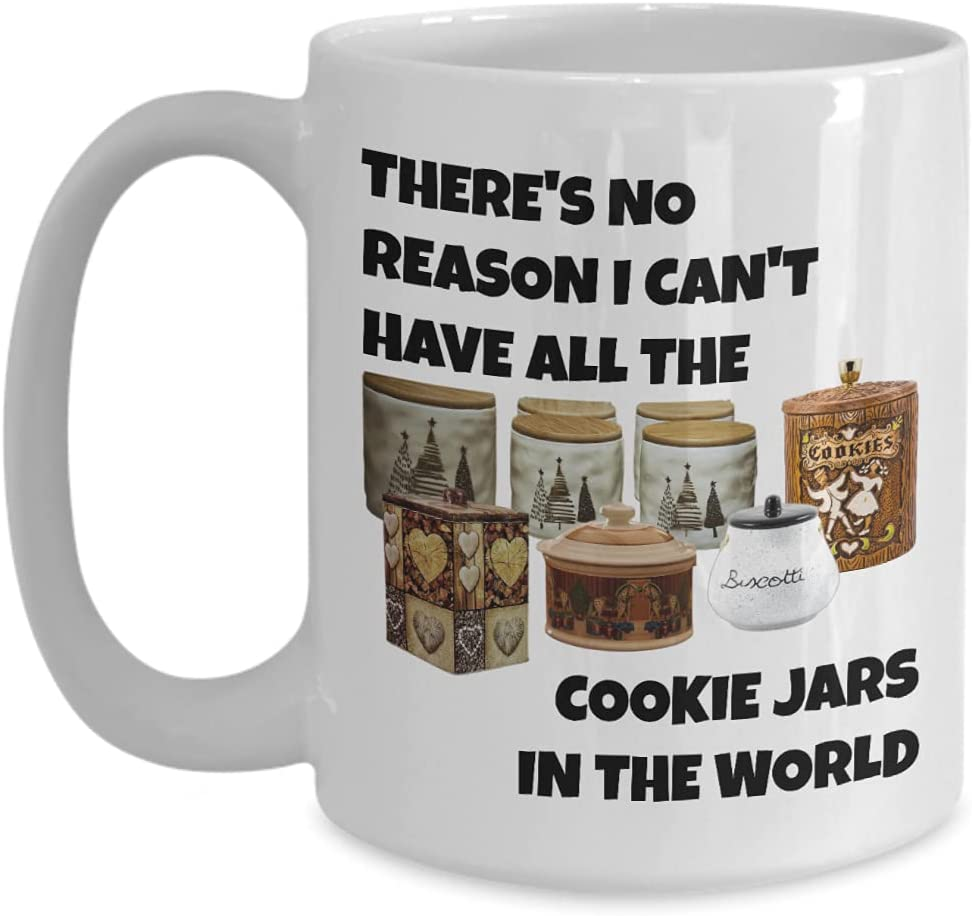 Cookie Jar Collectors Coffee Nouna For Large-scale sale Detroit Mall Mug