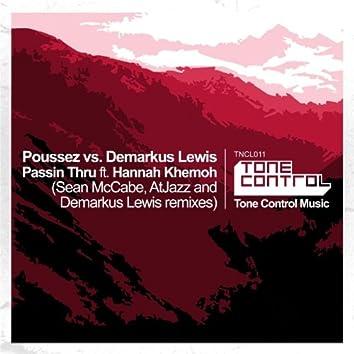 Passin Thru (Sean McCabe, AtJazz and Demarkus Lewis Remixes) [feat. Hannah Khemoh]