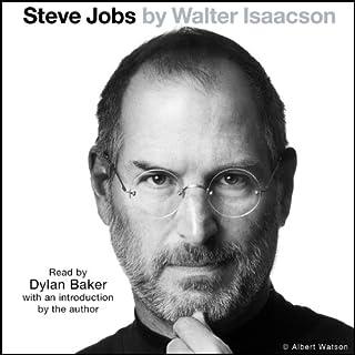 Steve Jobs                   著者:                                                                                                                                 Walter Isaacson                               ナレーター:                                                                                                                                 Dylan Baker                      再生時間: 9 時間  18 分     7件のカスタマーレビュー     総合評価 4.7