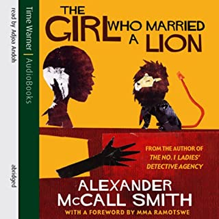 The Girl Who Married a Lion cover art