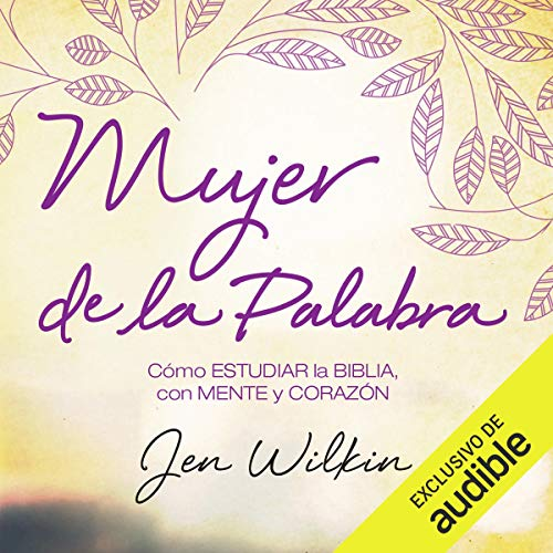 Mujer de la Palabra [Women of the Word] audiobook cover art