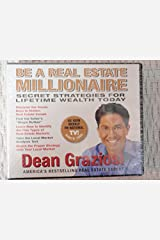 Be A Real Estate Millionaire. (Be A Real Estate Millionaire.9 CD Set. Audiobook, Volume 1) Audio CD