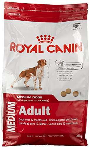 Royal Canin 35220 Medium Adult 4 kg - Hundefutter