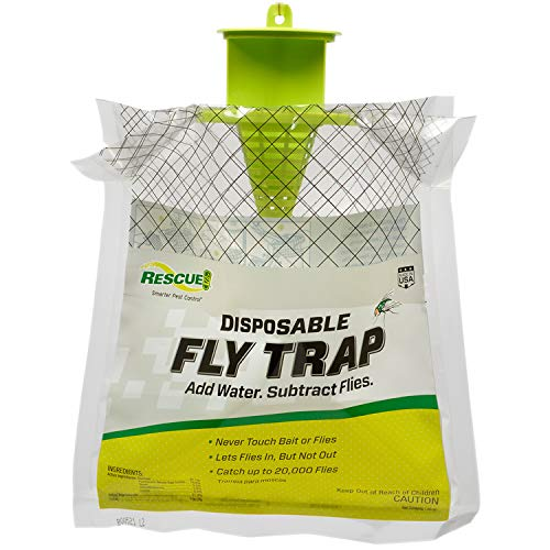 RESCUE! Outdoor Disposable Hanging Fly Trap