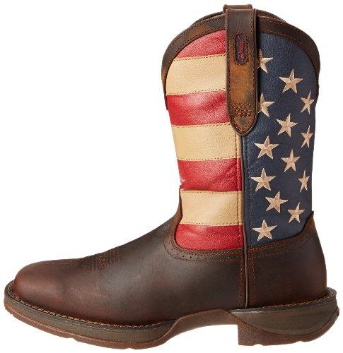 Durango Rebel Patriotic Pull-On Western Flag Boot