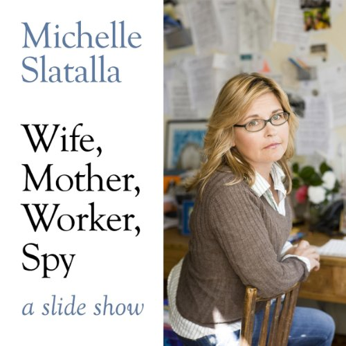 Wife, Mother, Worker, Spy cover art