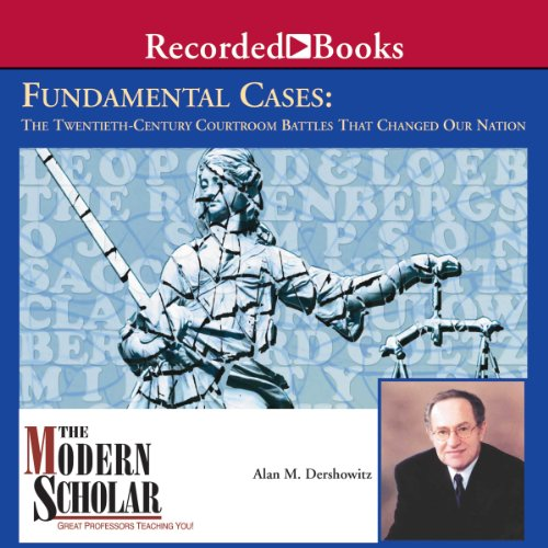 Fundamental Cases audiobook cover art
