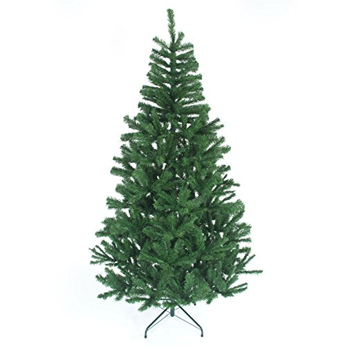 1.8m Christmas Tree Green 550 Pines Artificial Tree...