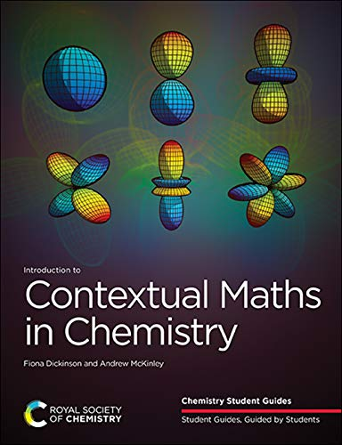 Introduction to Contextual Maths in Chemistry (ISSN)