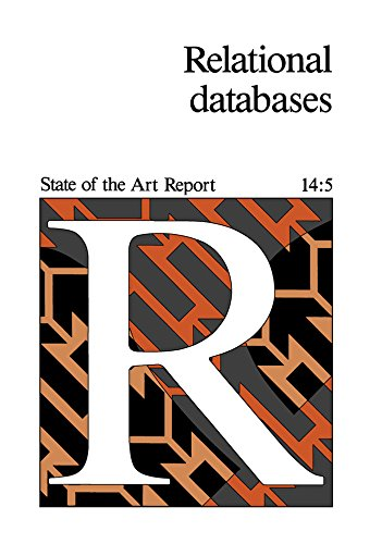 Relational Databases: State of the Art Report 14:5 (English Edition)