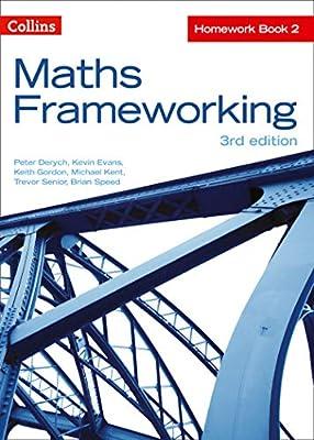 KS3 Maths Homework Book 2 (Maths Frameworking) from Collins Educational