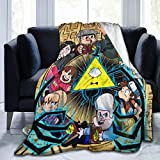 Ddsss Gravity Falls Group Poster Luxuriöse Flanelldecke