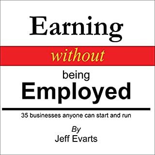 Earning Without Being Employed audiobook cover art