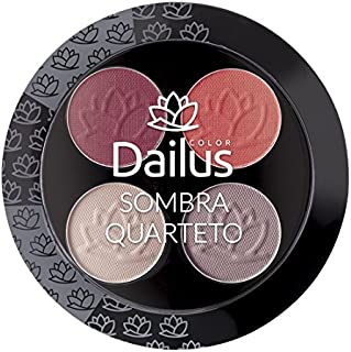 Sombra Quarteto 06, Glamour, Dailus, Multicor