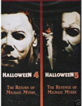 Halloween Double Feature: Halloween 4: The Return of Michael Myers / Halloween 5: The Revenge of Michael Myers