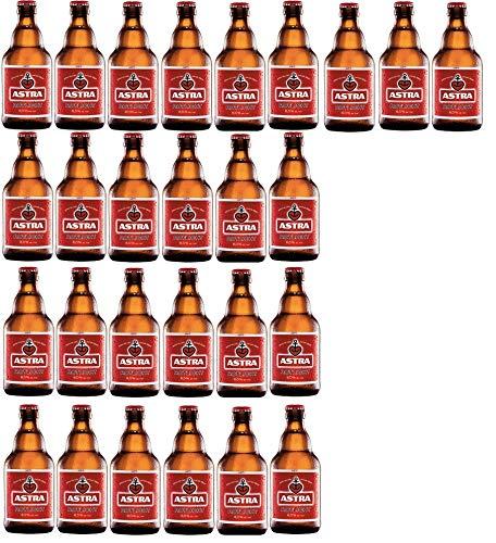 27 Flaschen Astra Rotlicht 6,0% a 0,33L Bier Hamburg Rotlichtbier inc. 2.16€ MEHRWEG Pfand