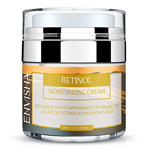 Night Cream Face Neck Eye Best Retinol Moisturizer Organic Anti Wrinkle Lotion