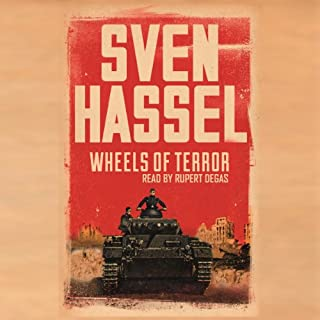 Wheels of Terror cover art