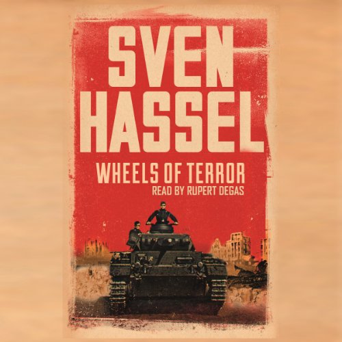 Wheels of Terror audiobook cover art