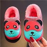 direction Zapatillas Bajas de Hombre,Bolsa Caliente de Agua de Piel de PU de Invierno para Hombre y niña con Zapatos de algodón-6_20-21#,Zapatos Minimalistas