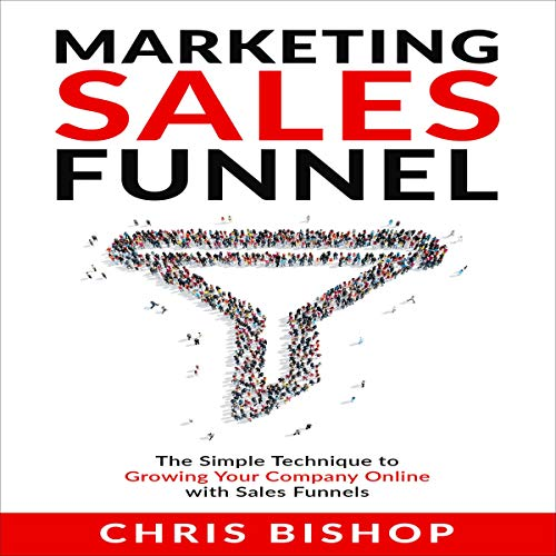 Marketing Sales Funnel cover art