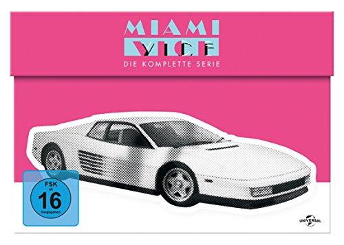 Miami Vice - Die komplette Serie [30 DVDs]
