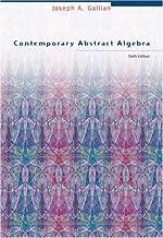Contemporary Abstract Algebra.