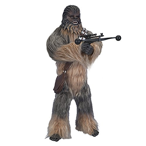 Giochi Preziosi Star Wars Guerre Stellari Chewbacca Animatronic Interattivo con Comandi Vocali E Suoni
