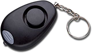 NRS Healthcare Police Approved Personal Alarm Key Ring with Torch