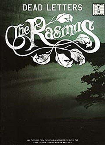The Rasmus: Dead Letters. Partitions pour Tablature Guitare