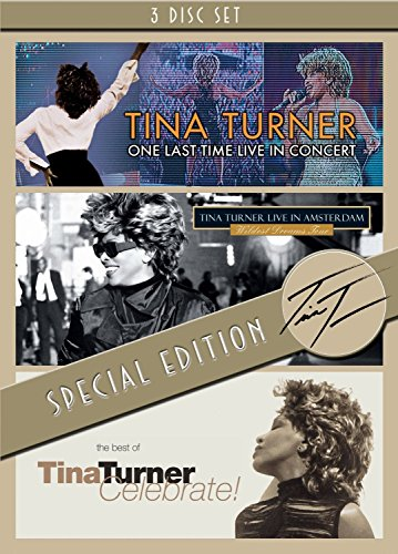 Tina Turner - One last time / Live in Amsterdam(special edition)