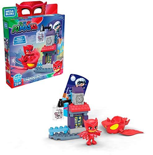 Mega Bloks PJ Masks Owlette vs. Luna Girl