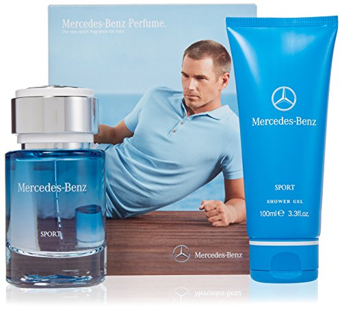 Mercedes-Benz Sport EdT Spray 75ml + Shower Gel 100ml