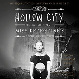 Hollow City audiobook cover art