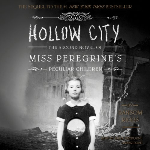 Hollow City copertina