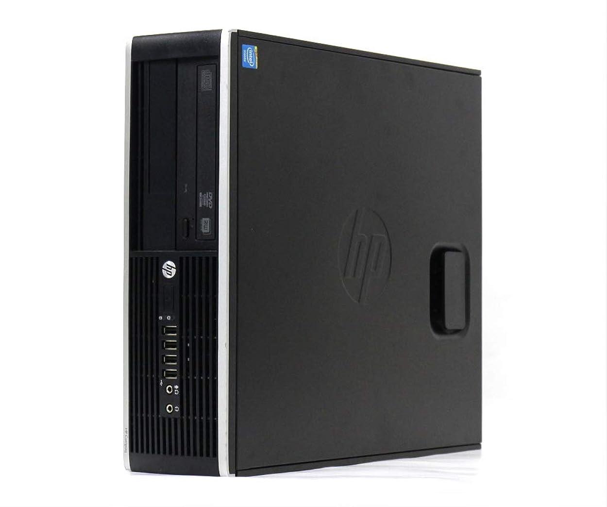 プロトタイプ下手電気陽性【中古】 hp Compaq Pro 6300 SFF Celeron G1610 2.6GHz 4GB 250GB DisplayPort アナログRGB出力 DVD+-RW Windows7 Pro 64bit