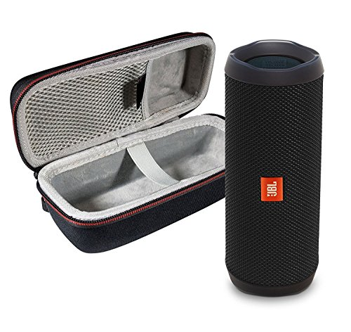 JBL Flip 4 Portable Bluetooth Wireless Speaker Bundle...