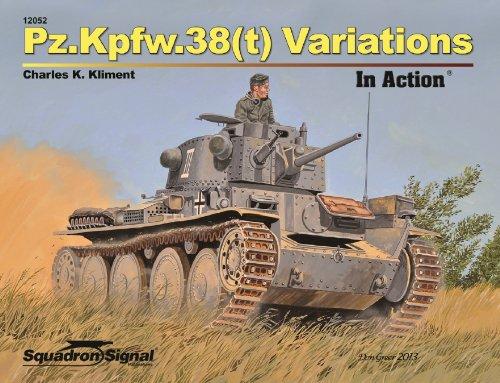 PZKPFW38(T) VARIATIONS IN ACTI