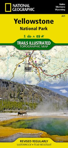Camping & Hiking Topographic Maps