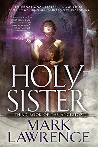Holy Sister (Book of the Ancestor 3) (English Edition)