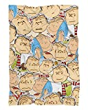 Linus van Pelt Fluffy Micro Fleece Throw Blanket