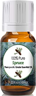 Spruce Essential Oil for Diffuser & Reed Diffusers (100% Pure Essential Oil) 10ml