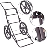Chonlakrit New Deer Cart 500LB Game Hauler Utility Gear Dolly Cart Hunting Accessories 2016