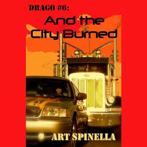 Drago #6 audiobook cover art