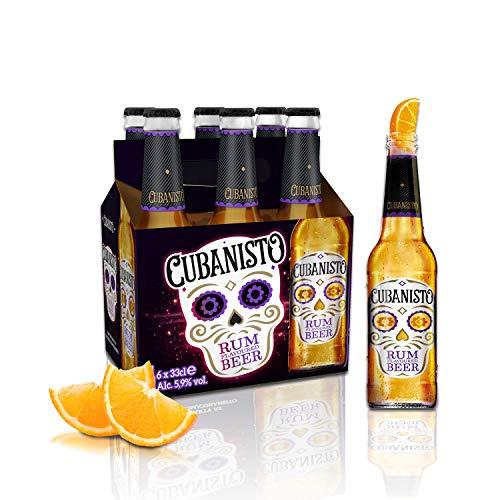 Cerveza Cubanisto Rum, 6x330ml