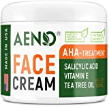 Best Acne Treatment For Faces - Acne Treatment Natural Cream - Made in USA Review